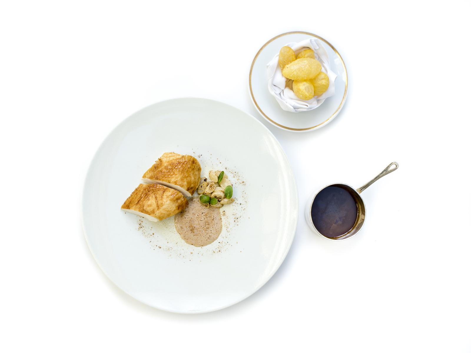Gourmet Restaurant In Paris France Lasserre Official Site